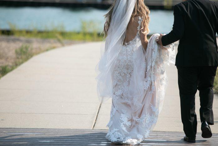 Lake Michigan Wedding